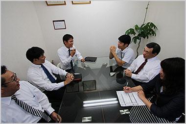 株式会社トライアングル企業理念
